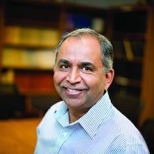 Profil korisnika Krishnamurthy