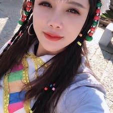Perfil do usuário de 雪英