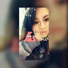 Alexandria felhasználói profilja