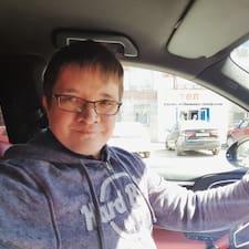 Антон Kullanıcı Profili