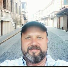 İsmail Arif felhasználói profilja