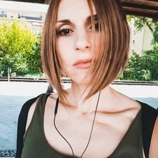 Aniko felhasználói profilja