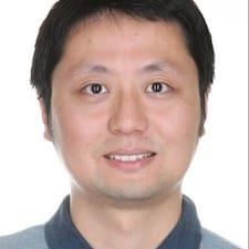 Zhuohao felhasználói profilja