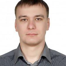 Perfil de usuario de Сергей
