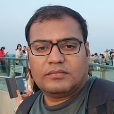 Sharath felhasználói profilja