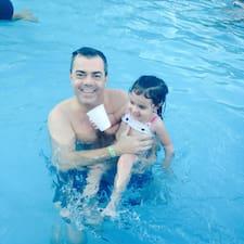 Rogério felhasználói profilja