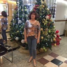 Profil Pengguna Maria Denise
