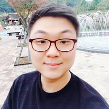 Jeonghyun用戶個人資料
