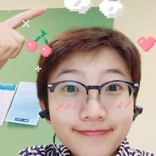 Perfil do usuário de Wei