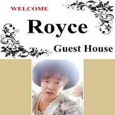 Royce  Hatakeyama je Superhost.
