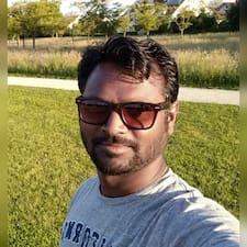Profil Pengguna Rohith