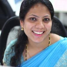 โพรไฟล์ผู้ใช้ Kalpana