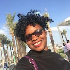 Aminah User Profile