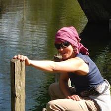 Användarprofil för Françoise