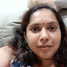 Användarprofil för Meena