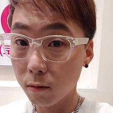 Shinyoung felhasználói profilja