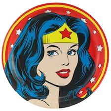 Wonderwoman User Profile