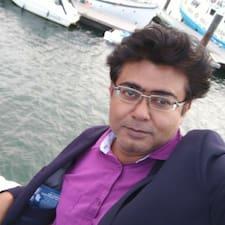 Dibyendu User Profile