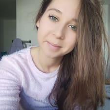 Anna Maria felhasználói profilja