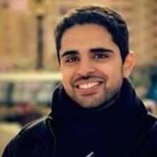 Ismael felhasználói profilja