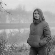 Profil utilisateur de Beatrice Elena