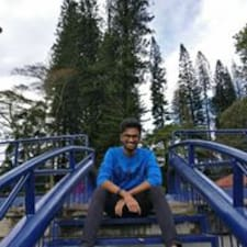 Profil korisnika Krishna Teja