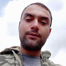 Shah - Uživatelský profil