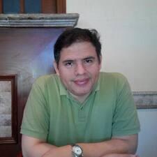 Användarprofil för Gustavo