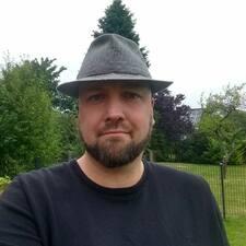 Henkilön Bernd käyttäjäprofiili