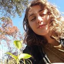 Michayla felhasználói profilja