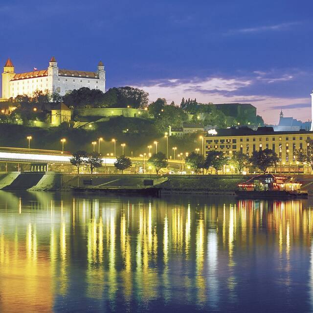 Guidebook for Bratislava