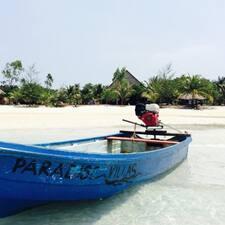 Profil utilisateur de Paradise