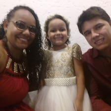 Jarciara Ribeiro User Profile