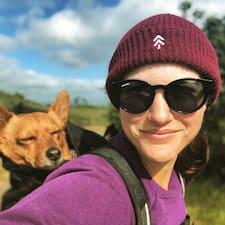 Becky felhasználói profilja