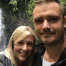 Stephanie & James User Profile