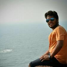 Surya Teja felhasználói profilja