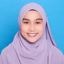 Asilah User Profile