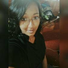Reshma - Uživatelský profil