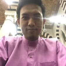 Profilo utente di Muhammad Zhafri
