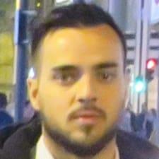 Profil Pengguna Martín