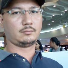 Ahmad Hisshamuddin User Profile