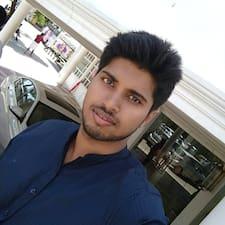 Anooj User Profile