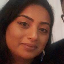 Profil utilisateur de Sameera