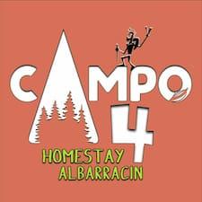 Campo 4 User Profile