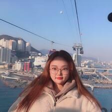 Jeongmin - Uživatelský profil