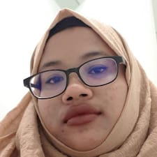 Perfil do utilizador de Siti Aisyah