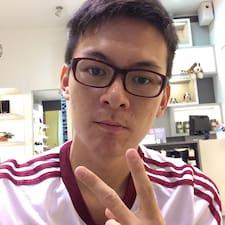 Wei Cong的用戶個人資料