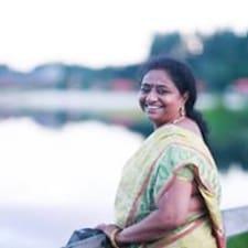 Profil utilisateur de Priya
