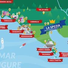 Tourist Point La Spezia Brukerprofil