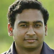Profil utilisateur de Sankar